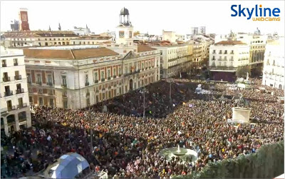 Drive it home the weekly sift - Webcam puerta del sol ...